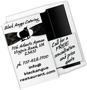 Black Angus Catering